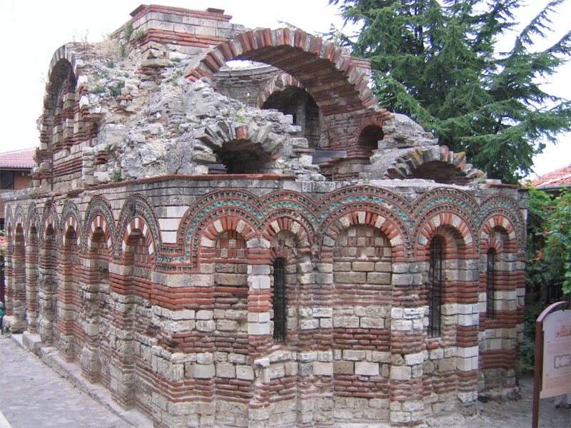 Церковь Св. архангелов Михаила и Гавриила (XIII век)