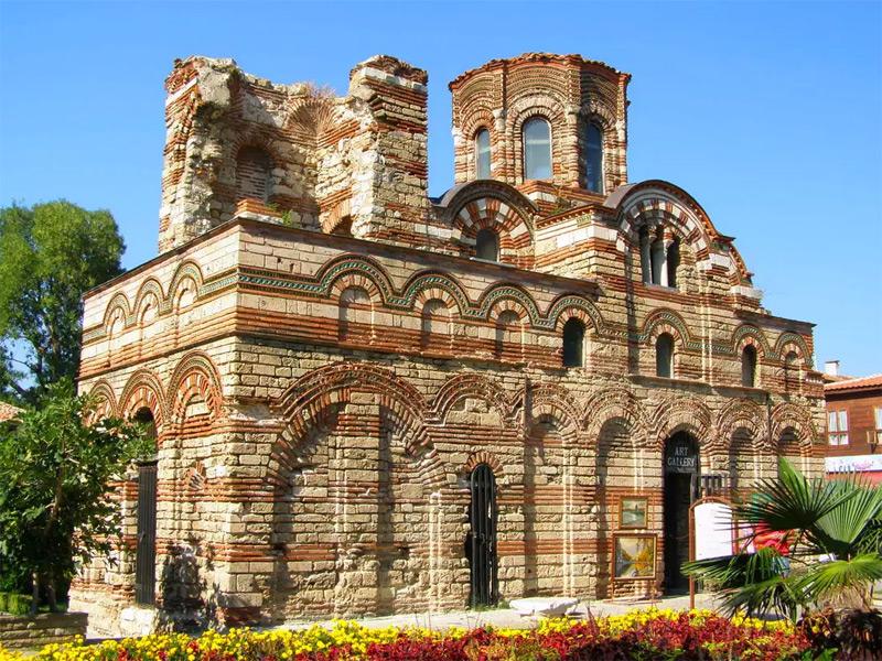 Церковь Христа Пантократора