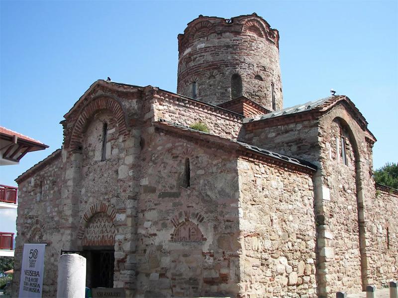 Церковь Св. Иоанна Крестителя