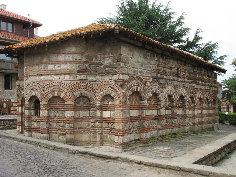Церковь Св. Параскевы (XIII век)