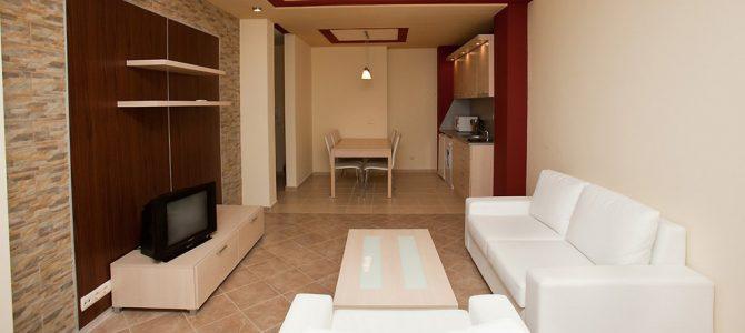 Двухкомнатные апартаменты, Green Life Beach Resort, Созополь